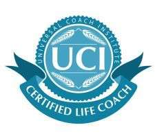 UCI Life Coach Certification Logo