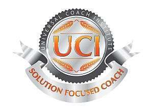 UCI Solution Focused Coach Logo