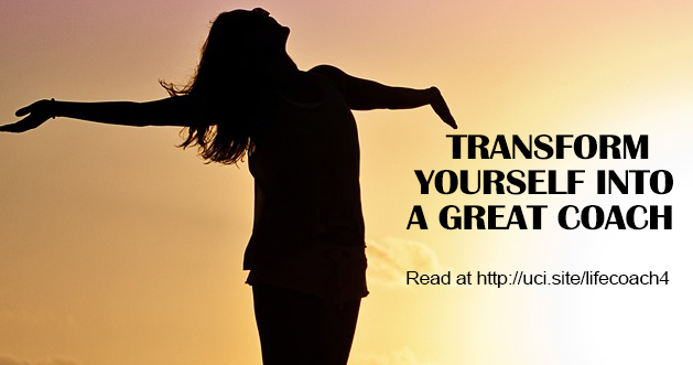 transform to a great coach