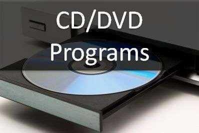 CD DVD Life Coaching Programs