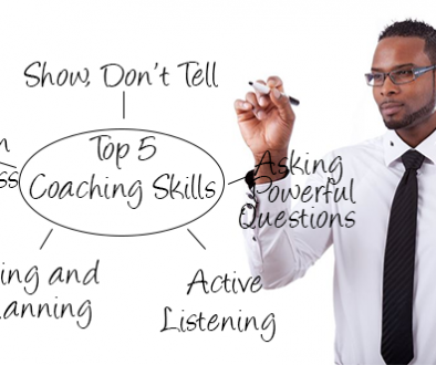 top 5 coaching skills