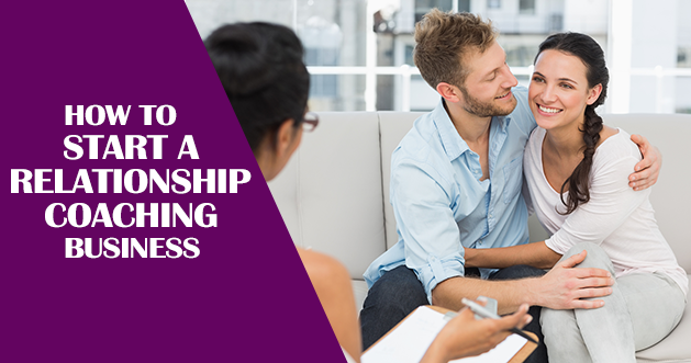 how to start a relationship coaching business