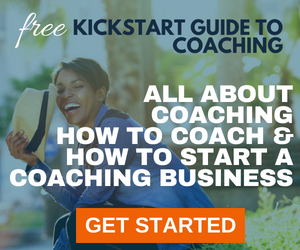 kickstart guide to coaching