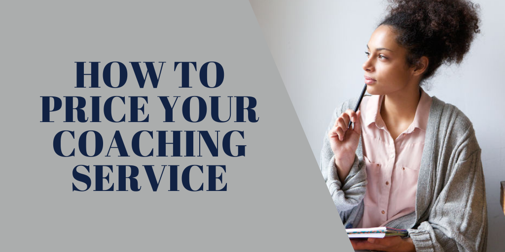 How Price Your Coaching Service