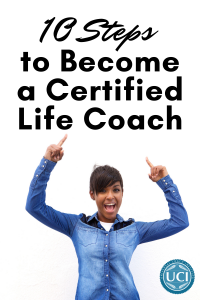 how to become a certified life coach Pinterest